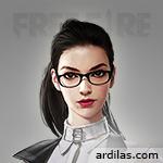 Nikita - Karakter di Game Free Fire