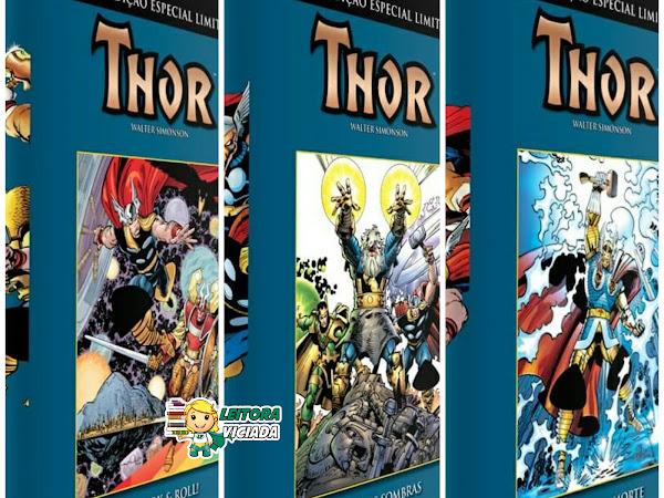 Marvel Edição Especial Limitada da Salvat: Thor de Walter Simonson