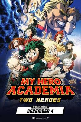 Boku no Hero Academia The Movie: Futari no Hero Vietsub (2018)