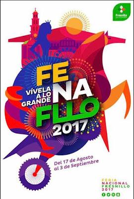 feria nacional fresnillo 2017