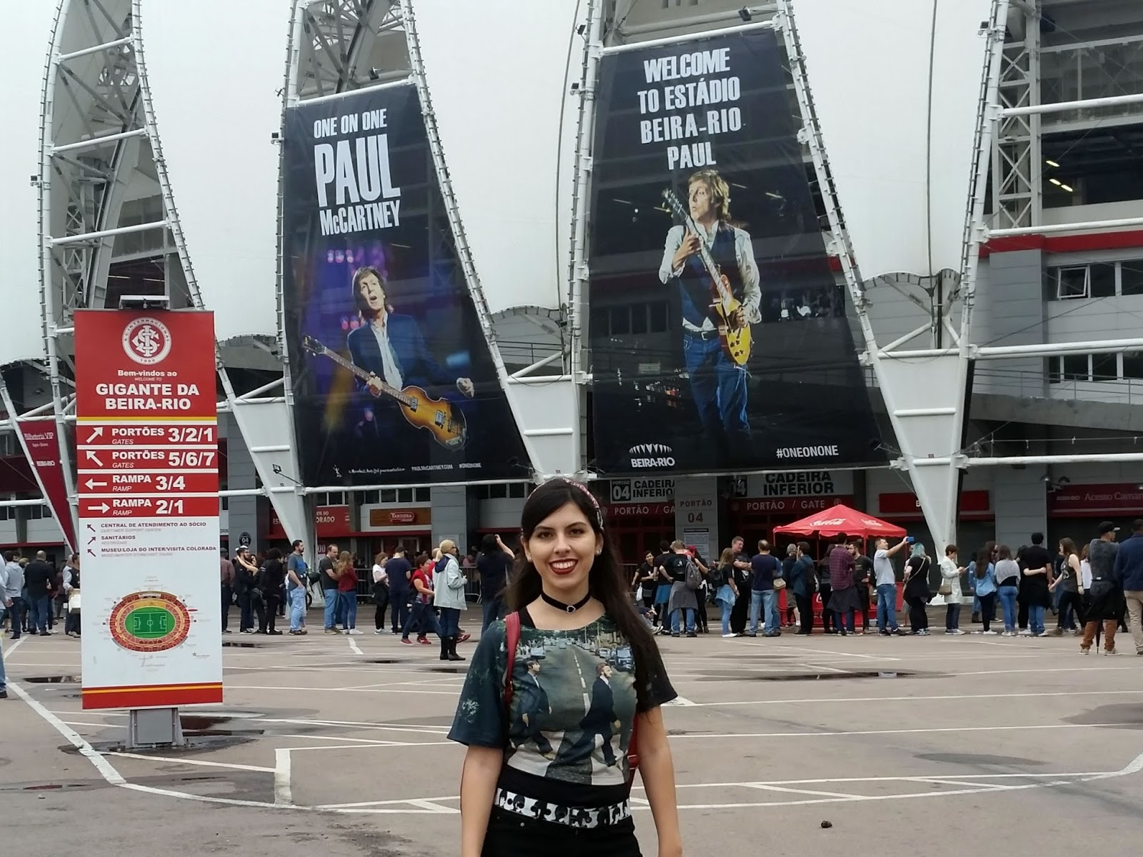 show Paul McCartney Porto Alegre