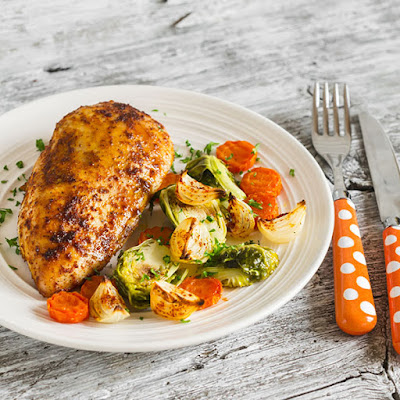 طريقة عمل صدور الدجاج دايت للرجيم How to make chicken breasts Diet