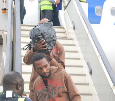 VOLUNTARY NIGERIAN DEPORTEES LIBYA