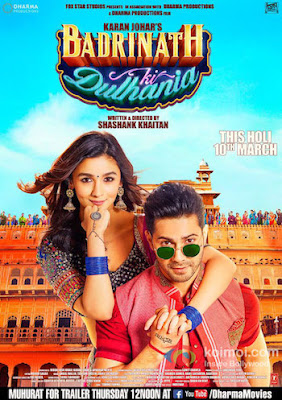 Badrinath Ki Dulhania (2017) Full Hindi Movie Download – Worldfree4u