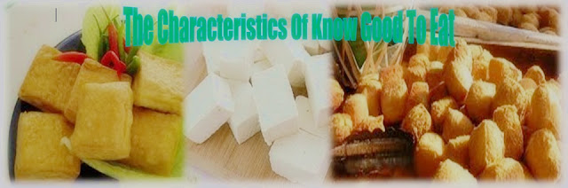 The Characteristics Of Know Good To Eat