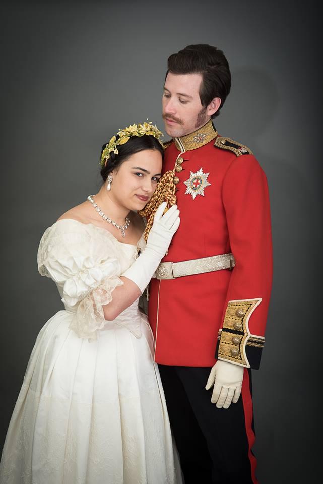 Mothball Fleet: Queen Victoria\'s Wedding Gown