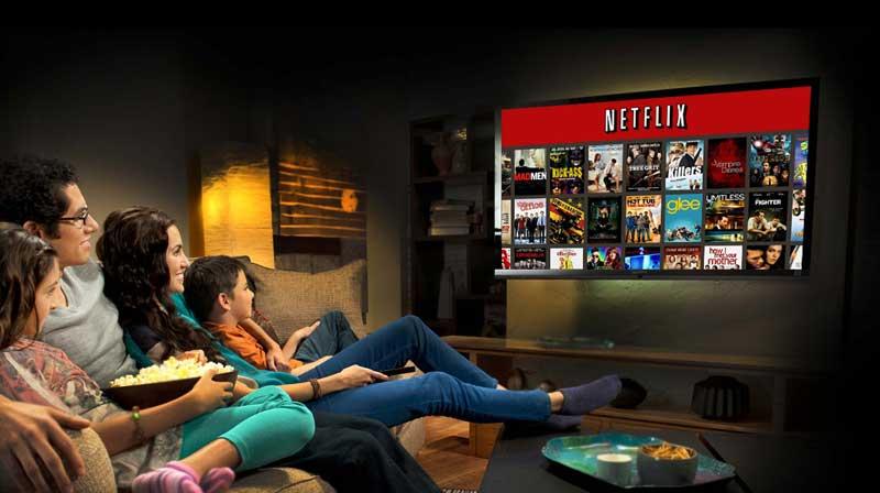 Netflix familia peliculas series