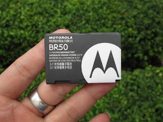 Baterai Motorola BR50 Motorola V3 Jadul