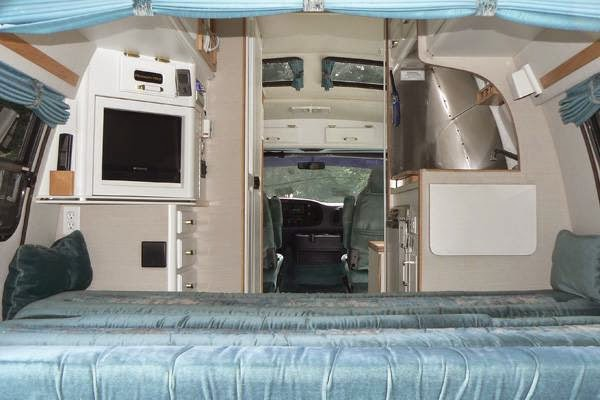 Used RVs 2000 PleasureWay Class B Motorhome For Sale by Owner