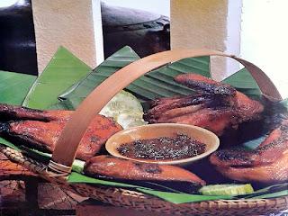 Gambar Resep Ayam Panggang Mentega