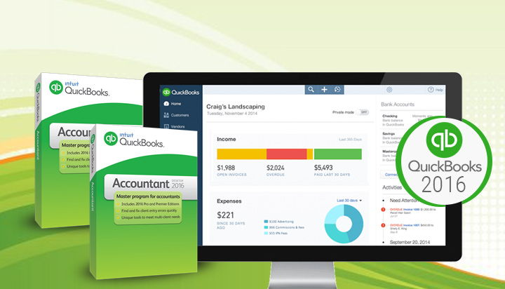 QuickBooks Enterprise 2016 Full Version For Free - Tesla