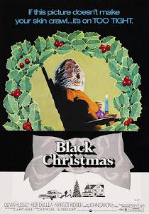 Black Christmas Poster
