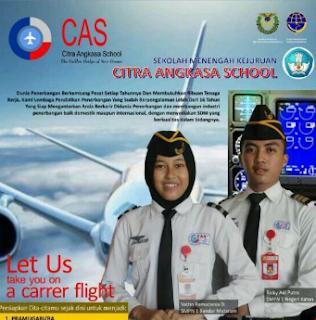 SMK Citra Angkasa School