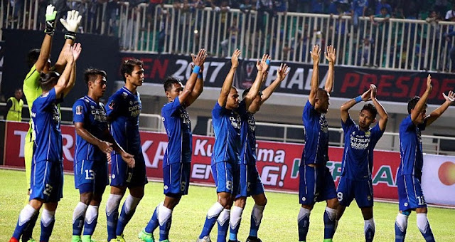 Persib Sudah Lebih Pede tapi Takkan Remehkan Sriwijaya FC