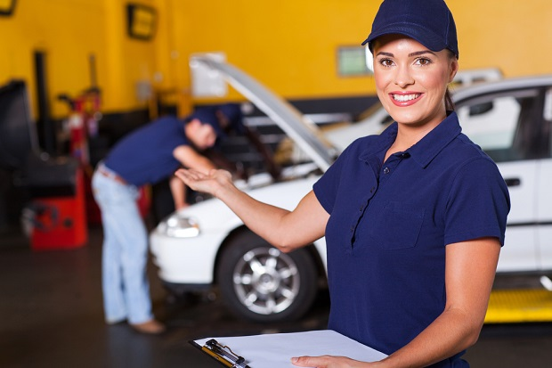 Mechanic Blackburn