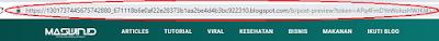 Cara Memperpendek Link URL Dengan Mudah