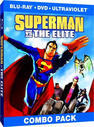Superman vs La Élite 720p HD Español Latino Dual Descargar BRRip 2012