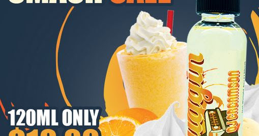 A MUST TRY: OJ CREAMSON - $10.00 FOR 120ML