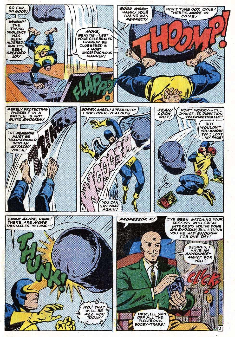 Uncanny X-Men (1963) issue 69 - Page 29