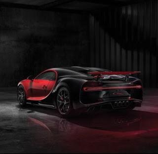 body bugatti chiron sport