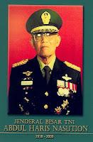 gambar-foto pahlawan nasional indonesia, AH. Nasution