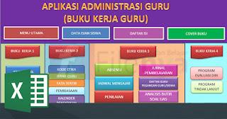 Download Gratis Aplikasi Buku Kerja Kurikulum 2013 SD,SMP,SMA,SMK 2018