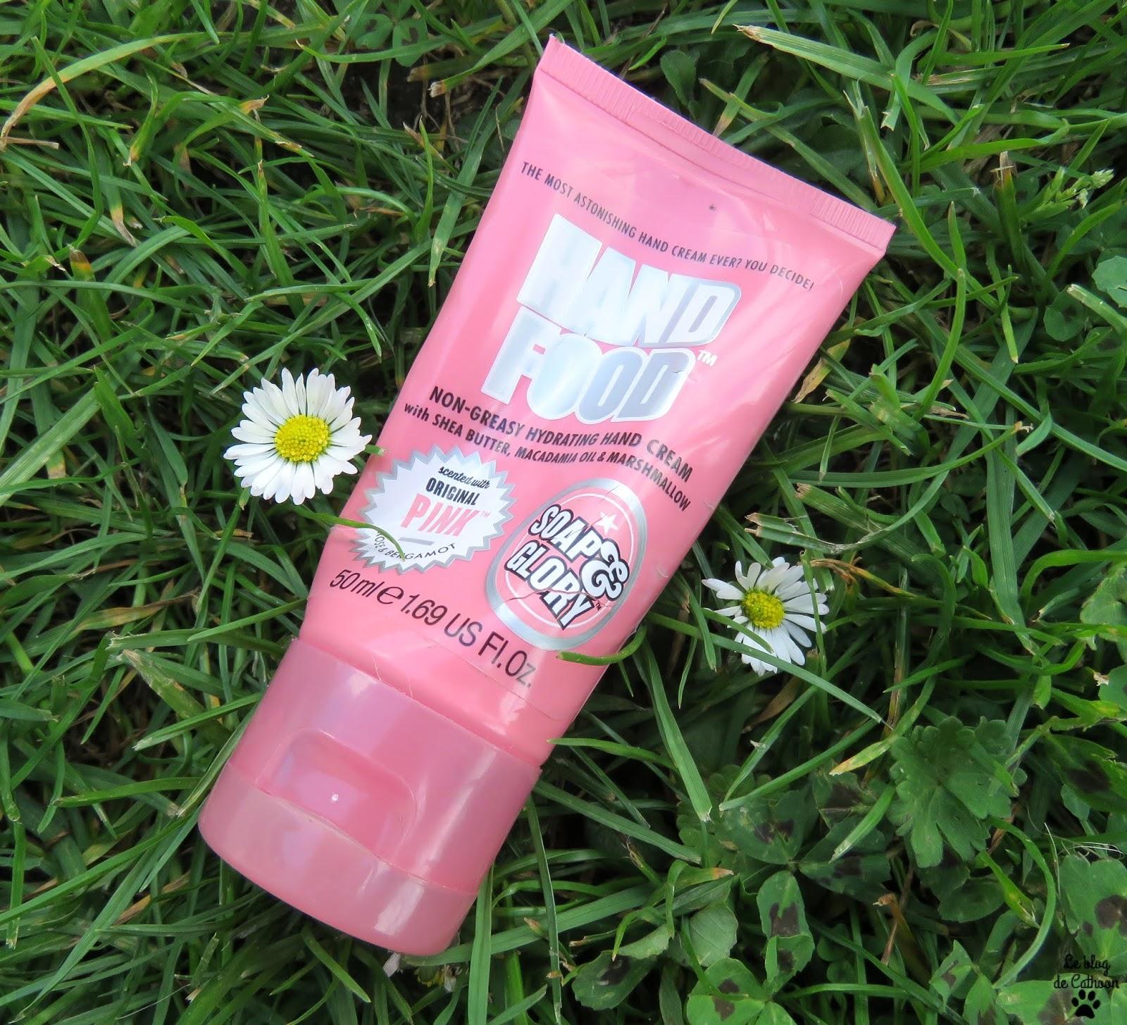 Hand Food - Original Pink - Crème pour les mains - Soap & Glory