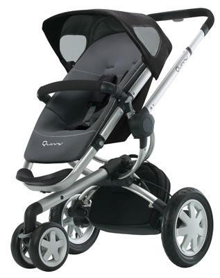 Parenting 101: Quinny Stroller Review