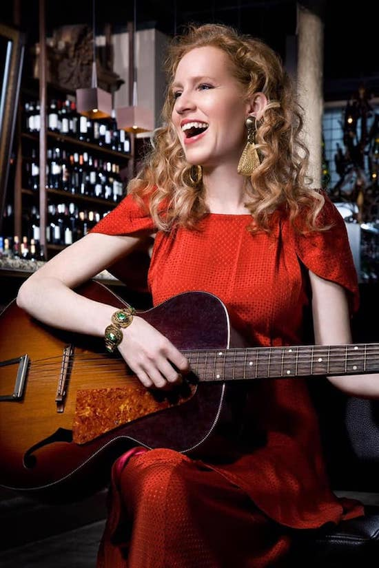 Alex Pangman @ Distillery District's Christmas Market, Friday