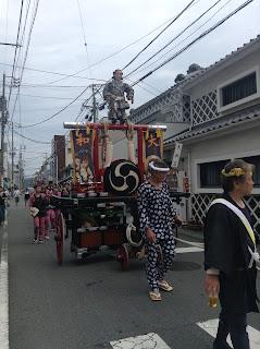 Shimoda summer festival