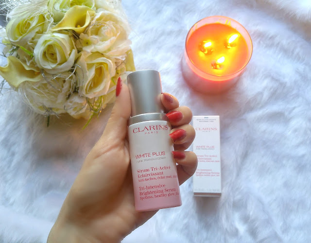Clarins White Plus Tri-Intensive Brightening Serum, Beauty Product Review