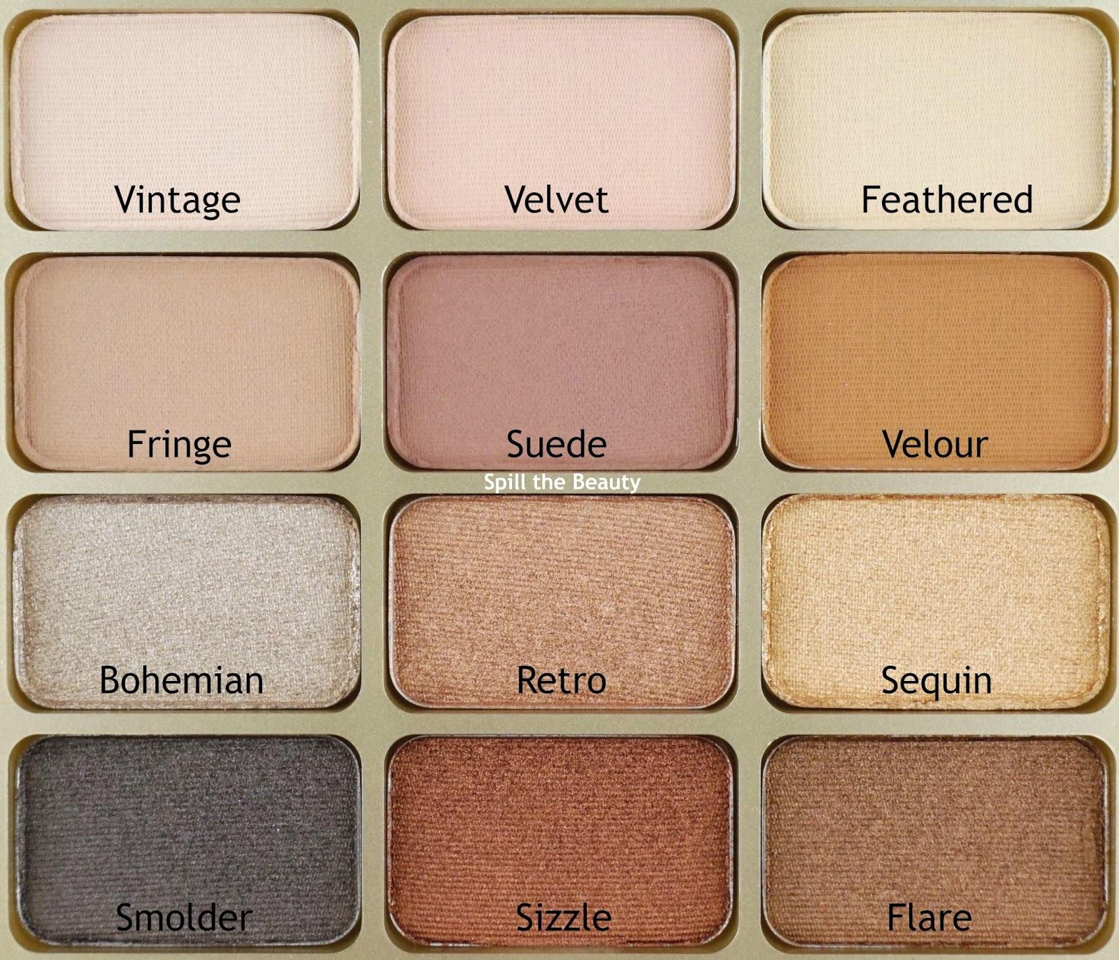 stila matte n metal eye shadow palette review swatches