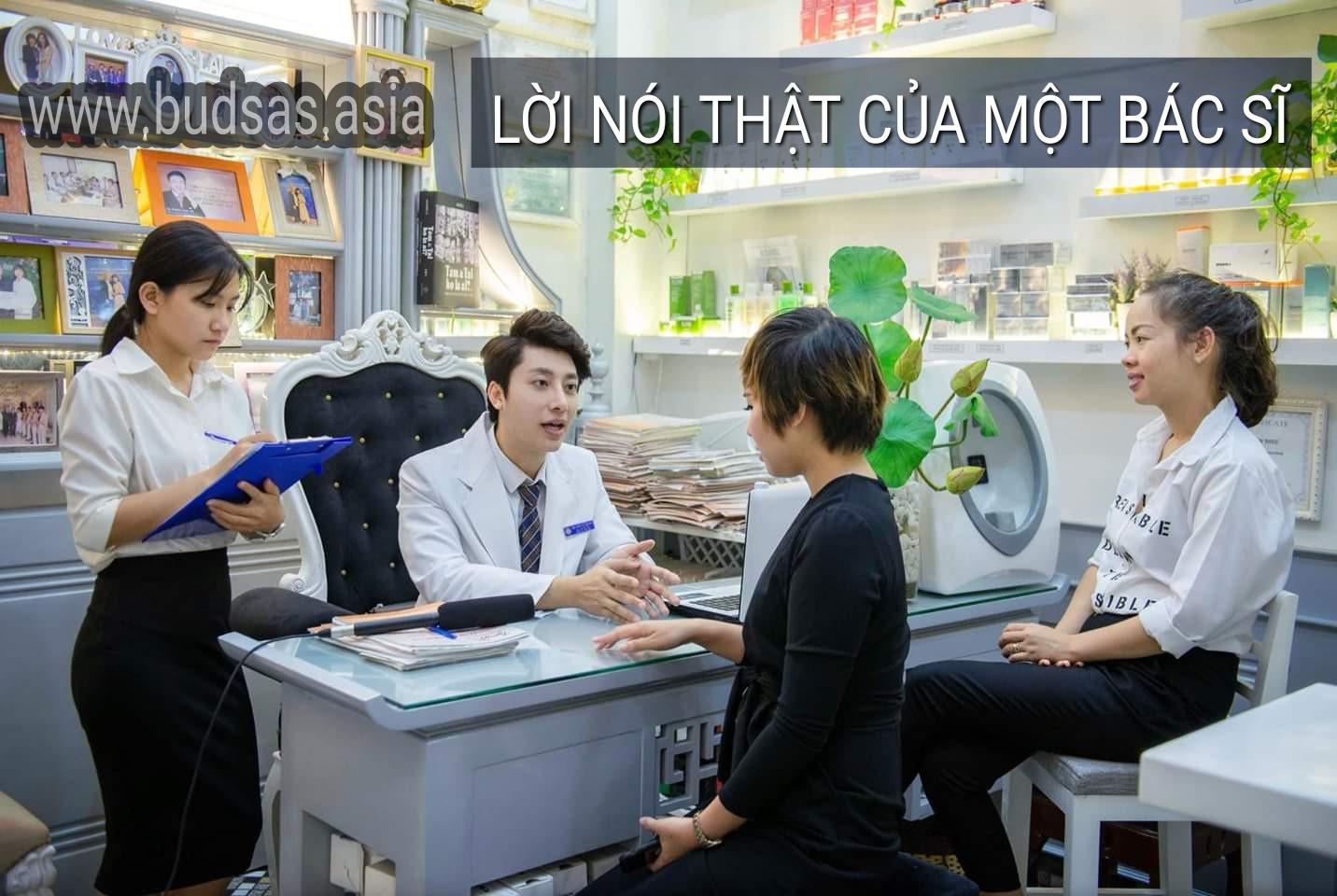 LỜI NÓI THẬT CỦA MỘT BÁC SĨ - Bs Trần Vũ Quang