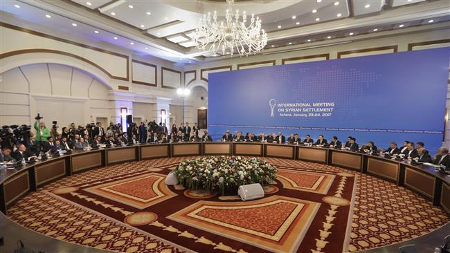 Fourth round of Syria peace talks opens in Kazakh capital Astana