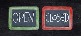 Closed or Open Questions