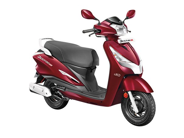 India's first i3s Technology Scooter