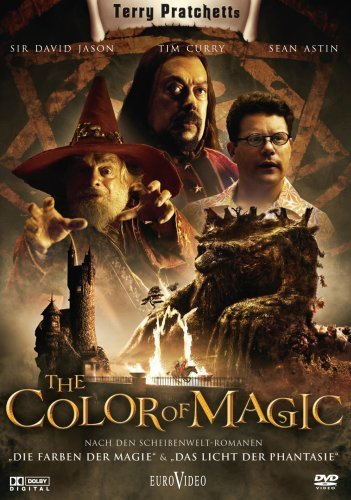 The Color of Magic Part 2: The Light Fantastic