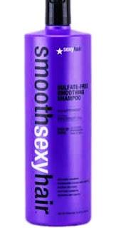 Shampoo Pelurus Rambut