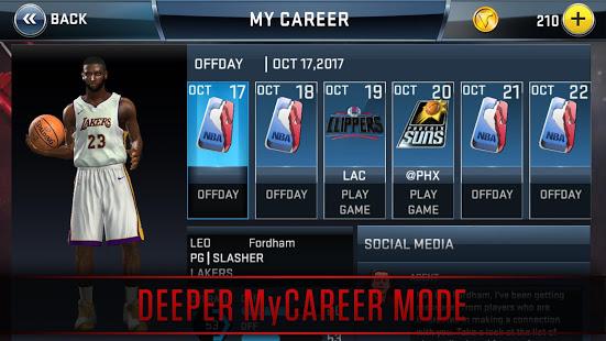 NBA 2K18 Mod Apk Full