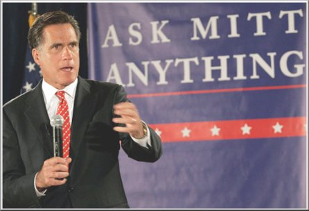 from Frankie gay marriage mitt romney