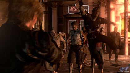 Free Download Resident Evil 6 Game PS 3 Highly Compresses