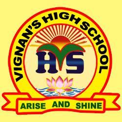 Vignan School Logo