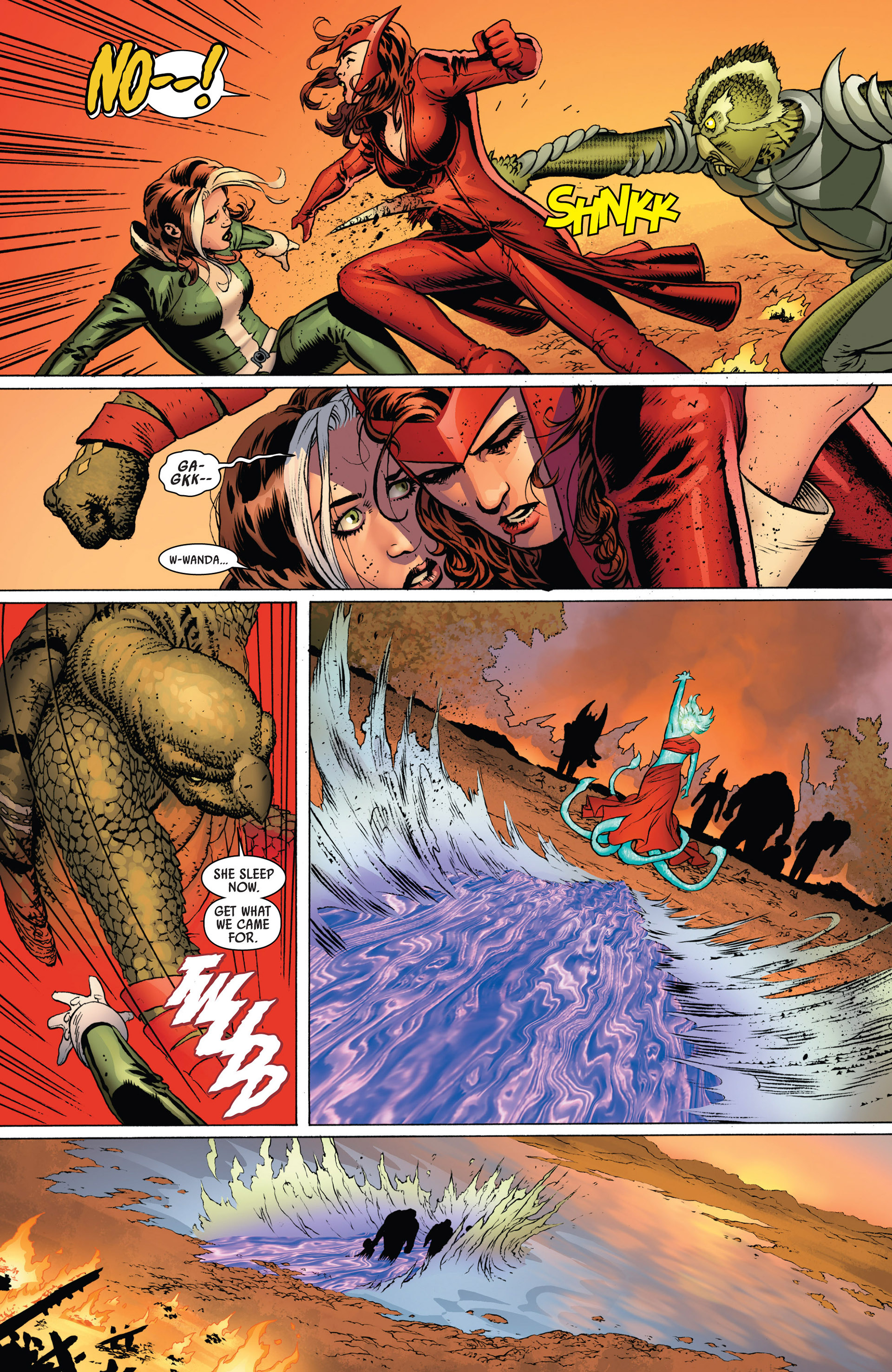 Read online Uncanny Avengers (2012) comic -  Issue #1 - 20