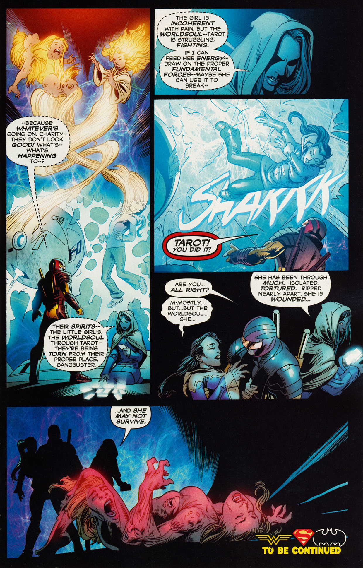 Read online Trinity (2008) comic -  Issue #47 - 16