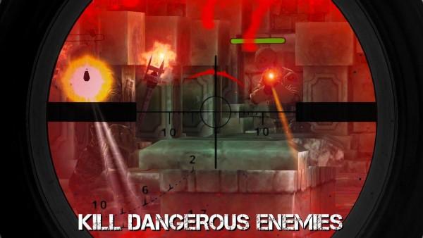 Sniper Revenge Mod Apk