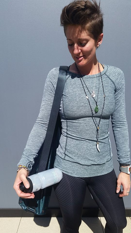 lululemon coco pique race your pace ls fuel green