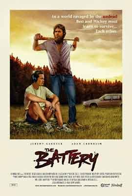 The Battery una película de temática zombie dirigida por Jeremy Gardner