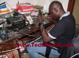 phone technician