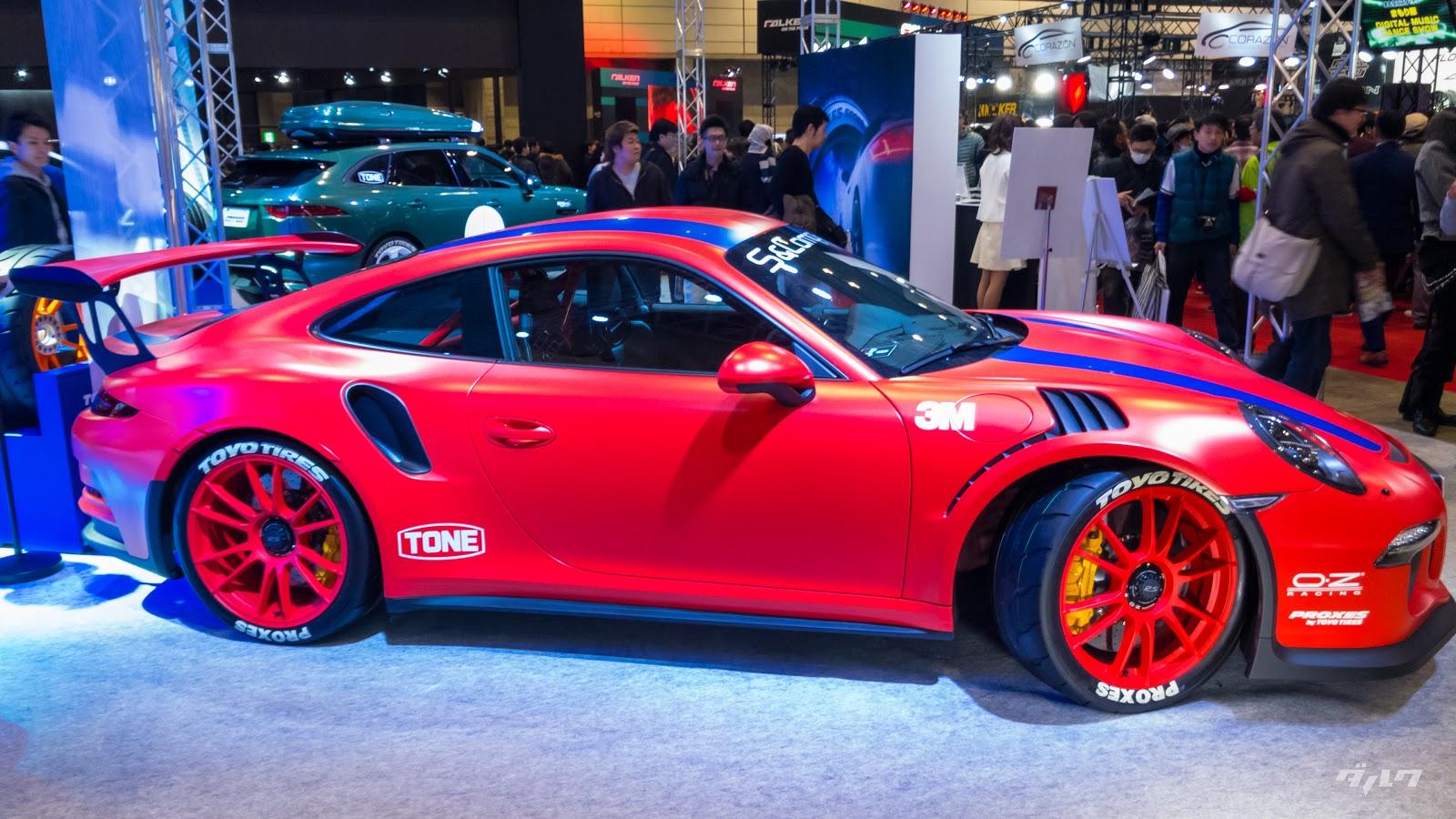 Porsche 911 GT-3 wallpaper