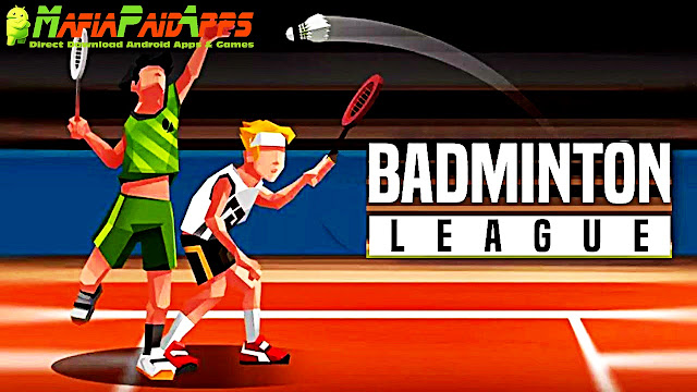 Badminton League Apk MafiaPaidApps